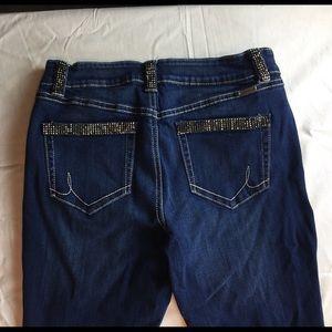 Inc Boot Leg Regular Fit Denim Jeans